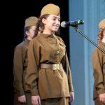 В Краснодаре провели городской этап фестиваля «Пою мое Отечество»