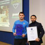 «Спортсменом года Кубани-2020» стал дзюдоист
